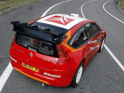 2007 Citroën C4 WRC 8