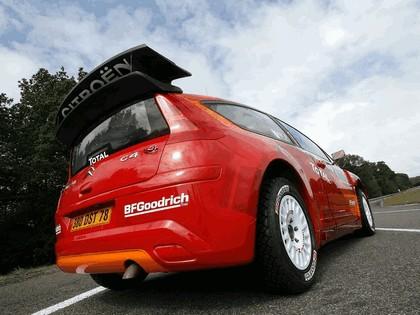 2007 Citroën C4 WRC 9