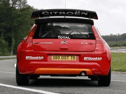 2007 Citroën C4 WRC 10