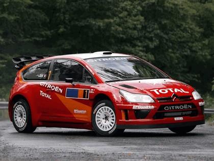 2007 Citroën C4 WRC 11