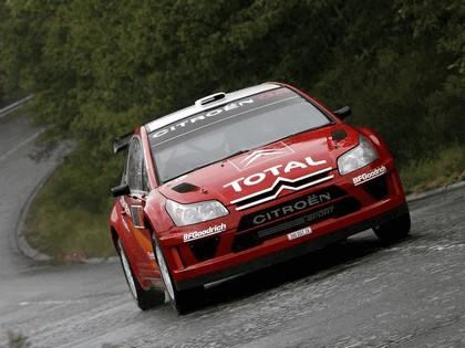 2007 Citroën C4 WRC 12