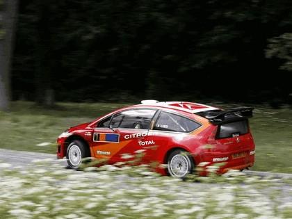 2007 Citroën C4 WRC 16