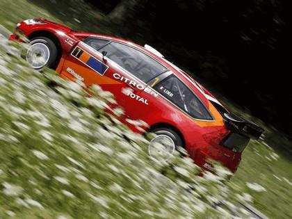 2007 Citroën C4 WRC 17