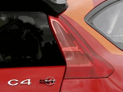 2007 Citroën C4 WRC 21