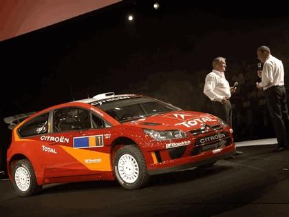 2007 Citroën C4 WRC 25