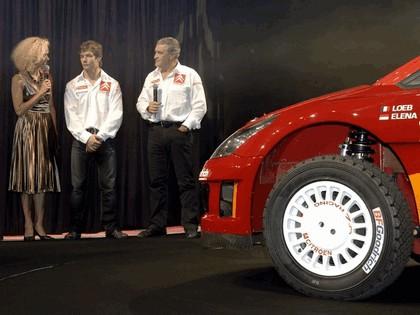 2007 Citroën C4 WRC 26