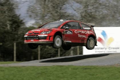 2007 Citroën C4 WRC 27