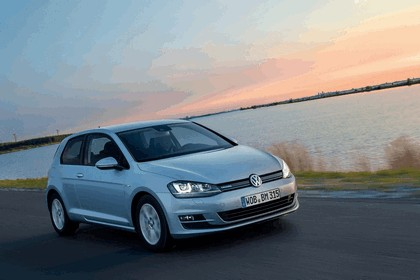 2013 Volkswagen Golf ( VII ) TDI BlueMotion 1