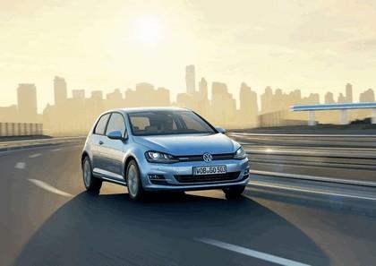 2013 Volkswagen Golf ( VII ) TDI BlueMotion 2
