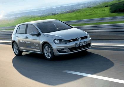 2013 Volkswagen Golf ( VII ) TDI BlueMotion 4