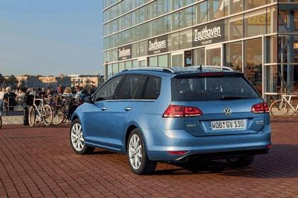 2013 Volkswagen Golf ( VII ) Variant 2