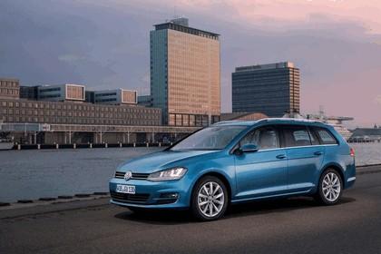 2013 Volkswagen Golf ( VII ) Variant 3