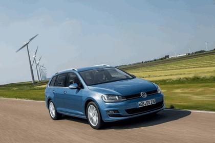 2013 Volkswagen Golf ( VII ) Variant 4