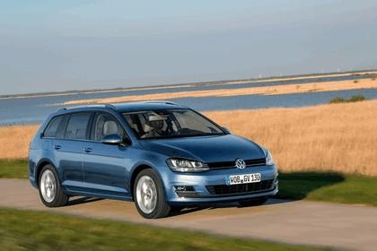 2013 Volkswagen Golf ( VII ) Variant 7