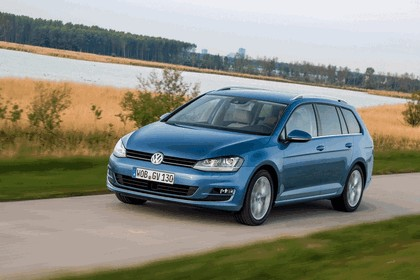 2013 Volkswagen Golf ( VII ) Variant 8