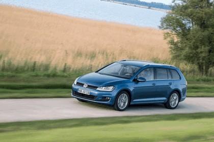 2013 Volkswagen Golf ( VII ) Variant 9