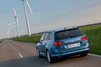 2013 Volkswagen Golf ( VII ) Variant 10