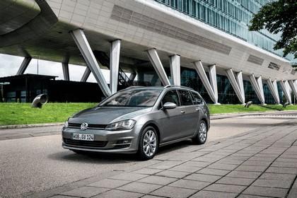 2013 Volkswagen Golf ( VII ) Variant 13