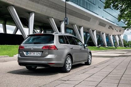 2013 Volkswagen Golf ( VII ) Variant 14