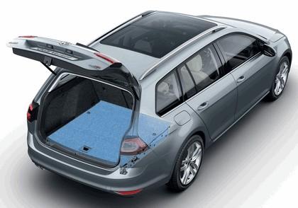2013 Volkswagen Golf ( VII ) Variant 19