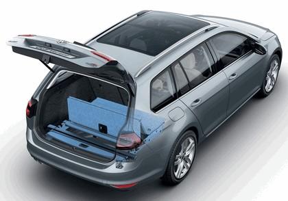 2013 Volkswagen Golf ( VII ) Variant 21