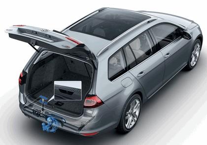2013 Volkswagen Golf ( VII ) Variant 22