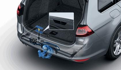 2013 Volkswagen Golf ( VII ) Variant 23