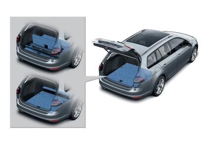 2013 Volkswagen Golf ( VII ) Variant 25