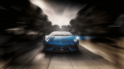 2013 Lamborghini Aventador LP700-4 Molto Veloce by DMC Design 4