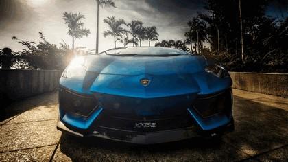 2013 Lamborghini Aventador LP700-4 Molto Veloce by DMC Design 5