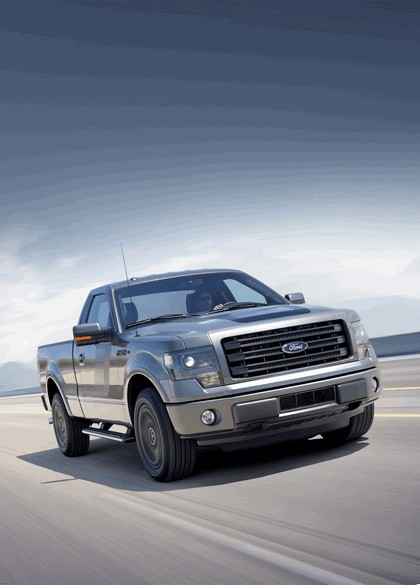 2013 Ford F-150 Tremor 17