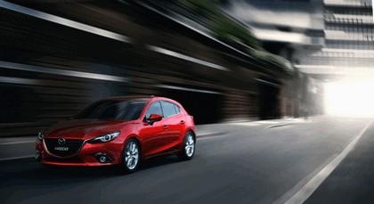 2013 Mazda 3 hatchback 4