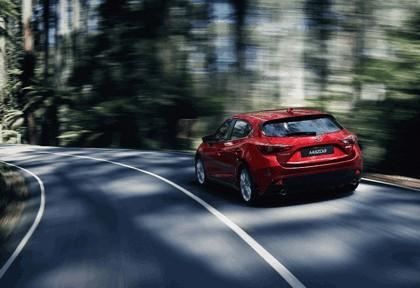 2013 Mazda 3 hatchback 8