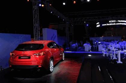 2013 Mazda 3 hatchback 17