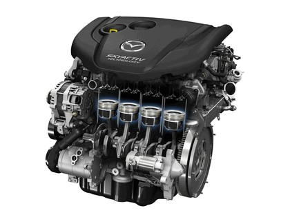 2013 Mazda 3 hatchback 22
