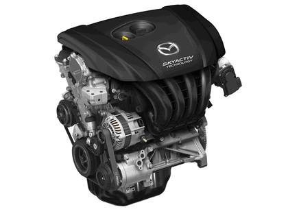 2013 Mazda 3 hatchback 23