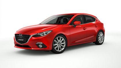 2013 Mazda 3 hatchback 1