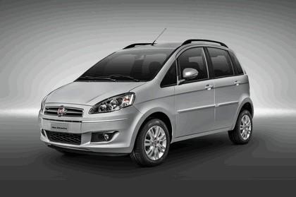 2014 Fiat Idea Attractive 1.4 16v 1