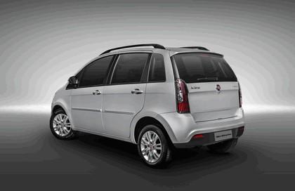 2014 Fiat Idea Attractive 1.4 16v 2