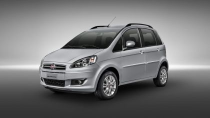 2014 Fiat Idea Attractive 1.4 16v 5