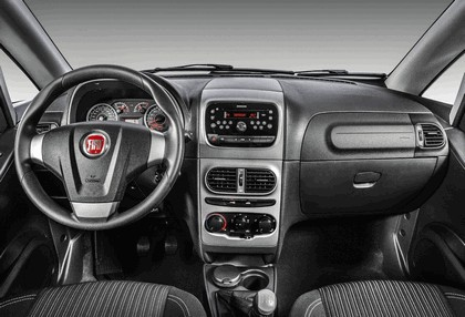 2014 Fiat Idea Essence 1.6 16v E. TorQ 8