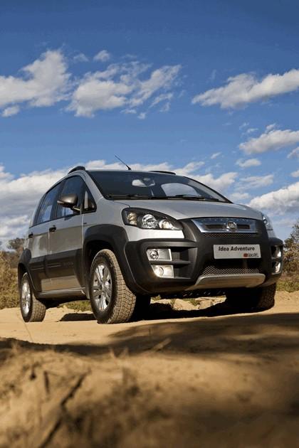 2014 Fiat Idea Adventure 1.8 16v E.TorQ 4