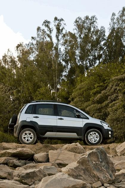 2014 Fiat Idea Adventure 1.8 16v E.TorQ 8
