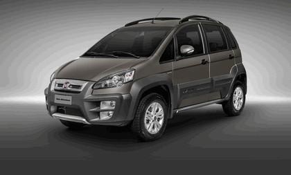 2014 Fiat Idea Adventure 1.8 16v E.TorQ 13