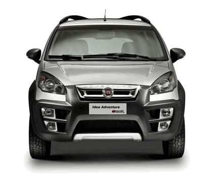2014 Fiat Idea Adventure 1.8 16v E.TorQ 18