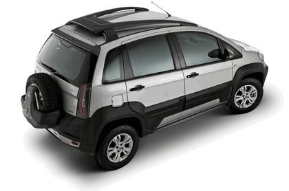 2014 Fiat Idea Adventure 1.8 16v E.TorQ 32