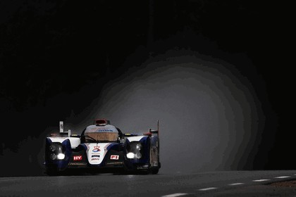 2013 Toyota TS030 Hybrid - Le Mans 24 Hours practice 1
