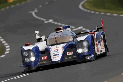 2013 Toyota TS030 Hybrid - Le Mans 24 Hours practice 4