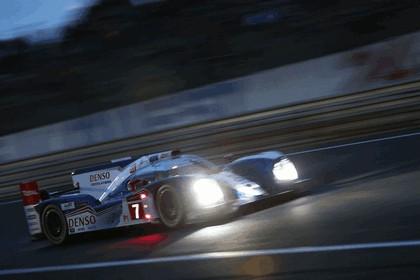 2013 Toyota TS030 Hybrid - Le Mans 24 Hours qualifying 1