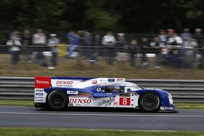 2013 Toyota TS030 Hybrid - Le Mans 24 Hours qualifying 7